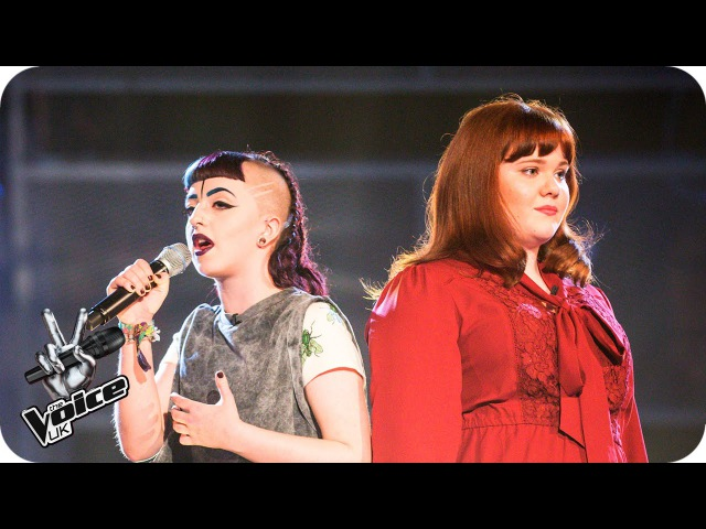 Cody Frost Vs Heather Cameron-Hayes: Battle Performance - The Voice UK 2016 - BBC One