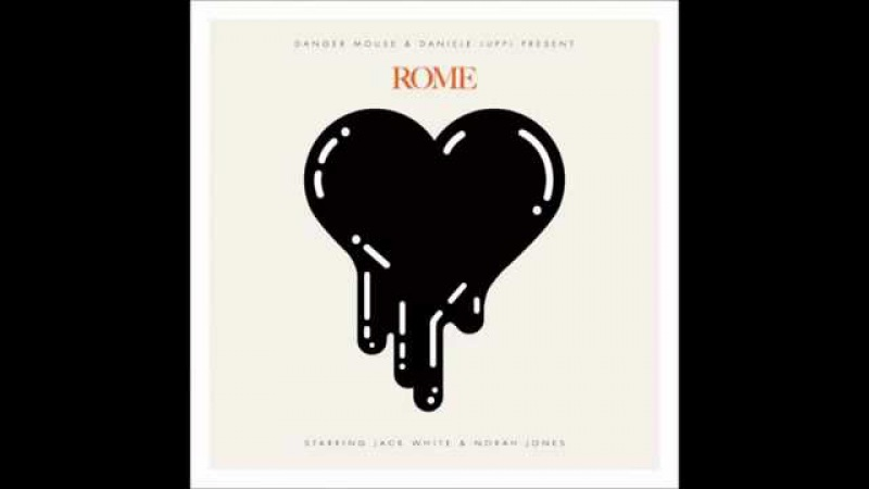Danger Mouse Daniele Luppi The Rose With A Broken Neck