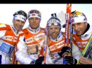 2002-01-26 Биатлон Кубок мира 2001-2002 6 этап Эстафета Мужчины Антхольц