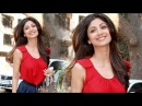 Sexy Shilpa Shetty In Her Red Sexy And Avtaar At Iosis Medispa