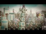 Flying Lotus - Putty Boy Strut (animation by Ciryak)