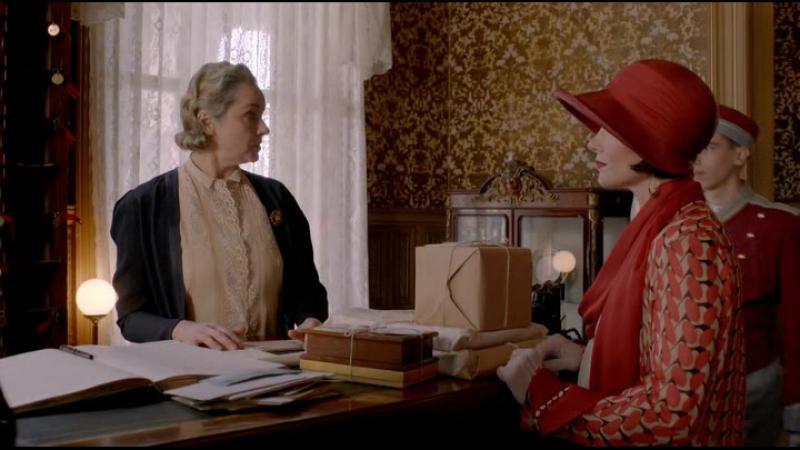 Леди-детектив мисс Фрайни Фишер / Miss Fisher's Murder Mysteries - Сезон 3 Серия 6 - « Смерть в Гранд-отеле»