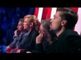 Александра Воробьева Chandelier - Слепые прослушивания - The Voice Russia