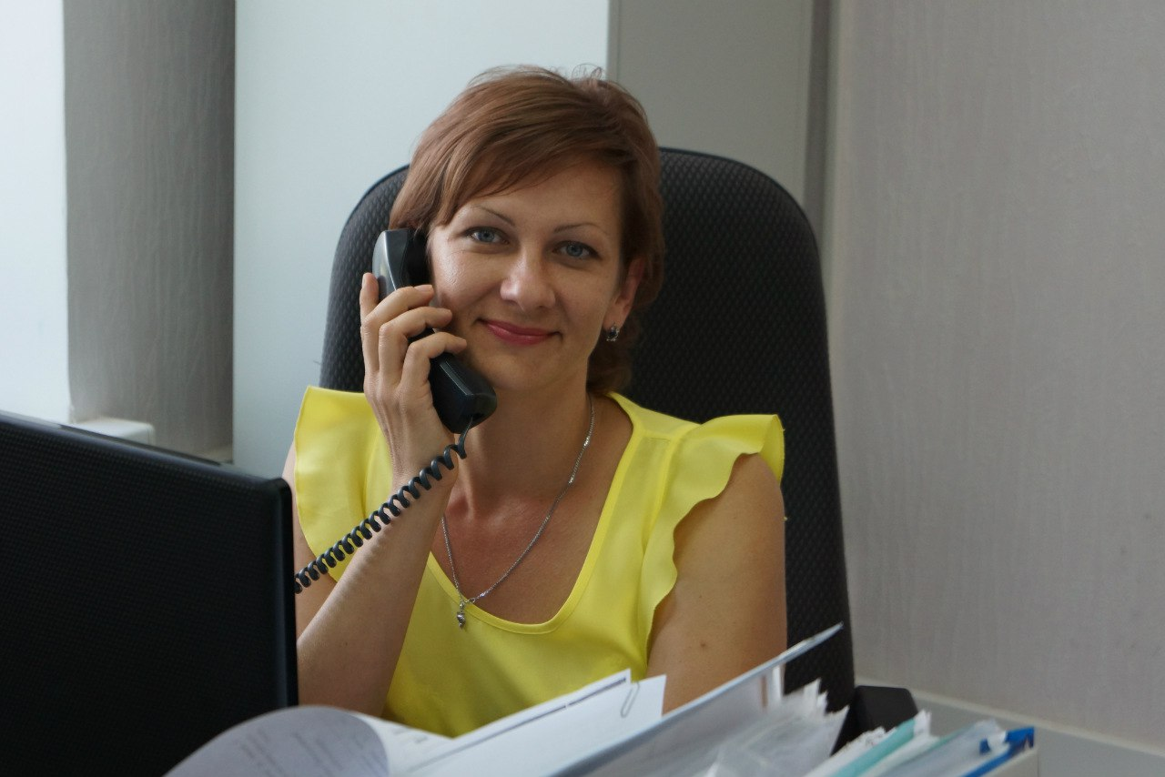 Елена Жарикова, Курск - фото №1