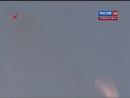 Неудачный запуск ракеты Протон-М. Космодром Байконур (02.07.2013)