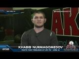 Хабиб Нурмагомедов хочет титульник после победы над Фергюсоном