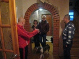 Встреча дома из Армии 21.12.2012г.