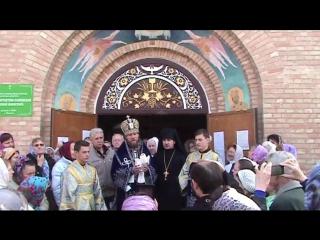 О том, как епископ Болградский Сергий в Измаиле на Благовещение голубей отпускал. 2016