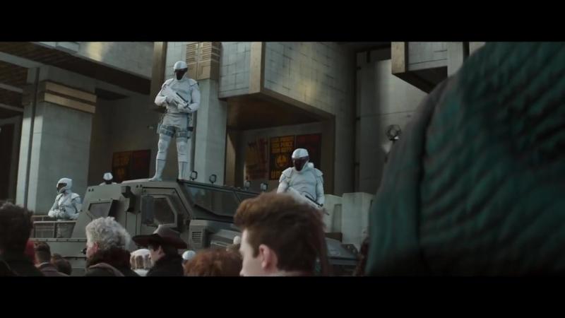 The Hunger Games_ Mockingjay - Part 2 Official Teaser Trailer 1 (2015) - Jennifer Lawrence Movie HD