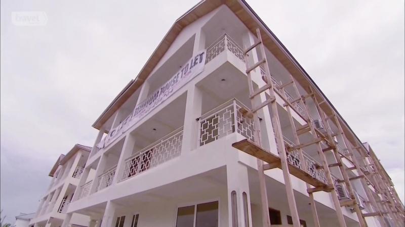 Охотники за международной недвижимостью 62.12 - Гана. на новом месте. Geologists Uproot their Kids from Australia to Tackle New