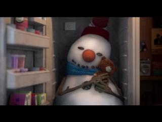 Новые Мультики 2015 _ Лили и Снеговик ( Смотреть Рождественские Мультики ) HD (1)