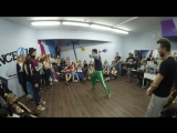 Даниил Шаров vs Мишин Виктор  14 Hip-Hop 1x1
