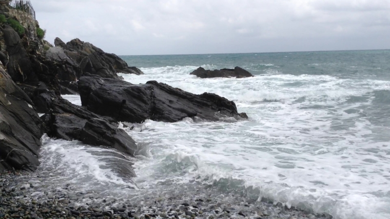 море волнуется два Рапалло