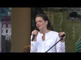 Вера Полозкова - тоска по тебе, как скрипка (060714, Парк
