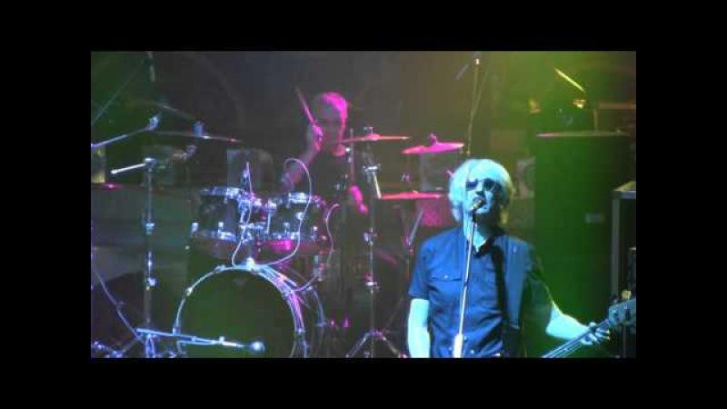 Пикник-Королевство кривых-Там на самом краю земли (Москва Live Music Hall)