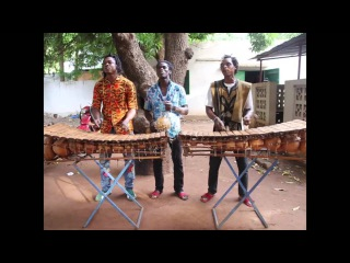 Bassidi and Khalifa Koné - Balafon Solo, August 2015