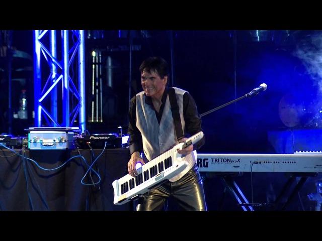 Didier Marouani и SPACE - Дуплекс с МКС (Концерт в Лужниках)