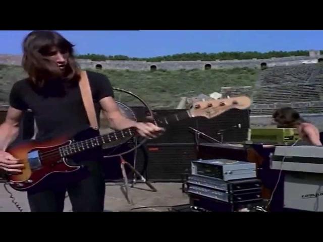 Пинк Флойд — «Эхо» — эхо-напоминание о гибели Помпеи — Pink Floyd — «Echoes» — Live at Pompei