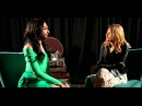 Conchita Wurst chats to Carissa Walford