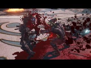 Shadow of the Beast - Gameplay Trailer (Paris Games Week 2015)