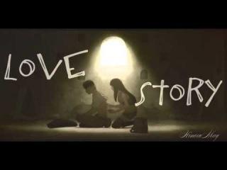 [H♥M] Love Story (Naruto♥Hinata)