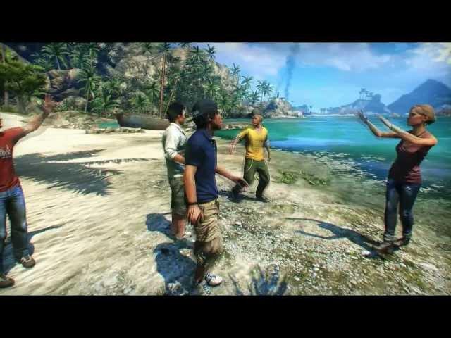 FarCry 3 Лучший клип с игры из когда либо существовавших