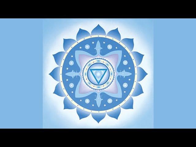 Активация: Пятая (горловая) чакра Вишудха / Vishuddha