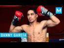 Danny Garcia Conditioning Training Pad Work | Muscle Madness danny garcia conditioning training pad work | muscle madness da