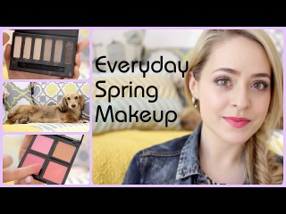 My Everyday Spring Makeup: ALL DRUGSTORE!