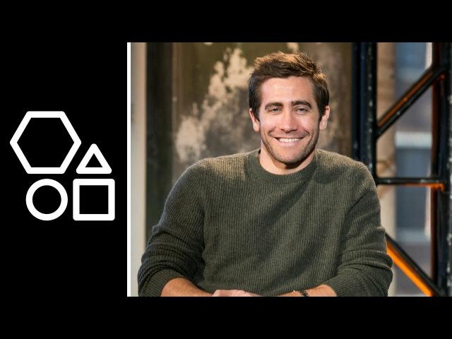 Jake Gyllenhaal and Dan Gilroy   AOL BUILD