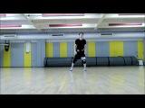 A.Blast Dance Cover - BTS Danger (pré-debut)