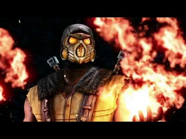 Mortal Kombat XL — трейлер анонса