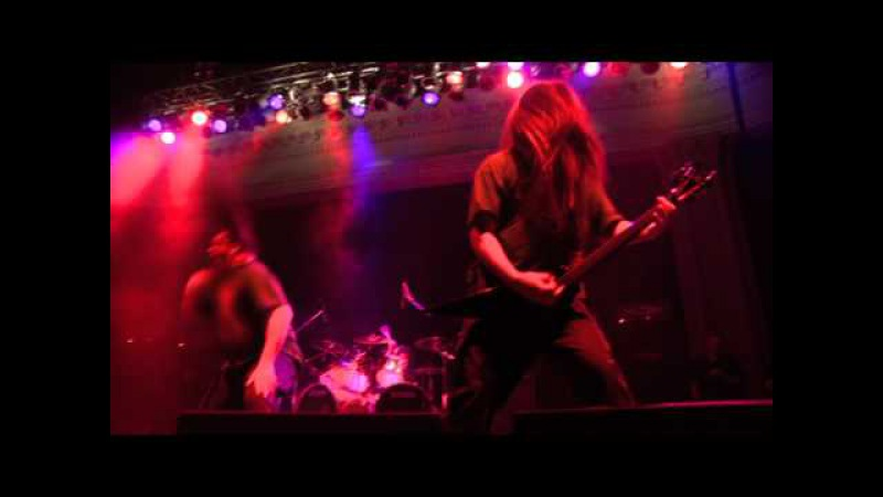Cannibal Corpse Scalding Hail live at Scion Fest 2010