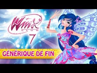 Winx Club - Saison 7 - Générique de fin officiel