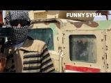 Боевик Игил читает рэп на русском языке. Сирия