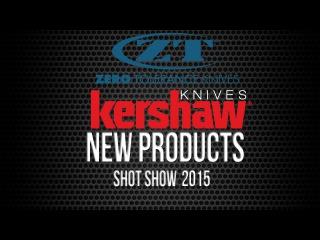 Kershaw ZT New Product 2015 | Shot Show