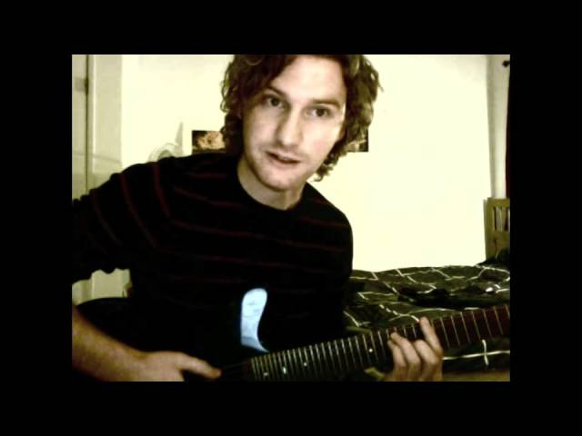 Microtonal Guitar 22 EDO - piece and demonstration