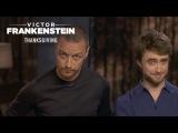 Виктор Франкенштейн реклама Victor Frankenstein |