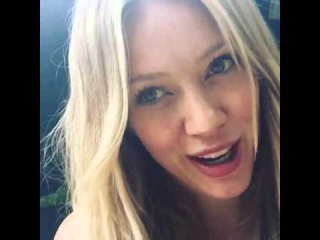 Hilary Duff Reveals the name of 4 bonus tracks for Fanjoy Box Set