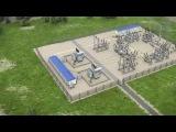 Комплектная трансформаторная подстанция блочная, КТПБ(М)-СЭЩ 110 кВ Электрощит-Самара