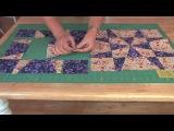 Template-Free Op-Art Kaleidoscope Quilts
