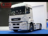Новый КАМАЗ 5490