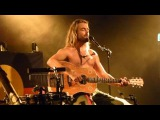 Xavier Rudd - Spirit Bird - live Backstage Werk Munich 2013-06-17