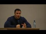 Алексей Воевода о наборе мышечной массы на сыроедении.