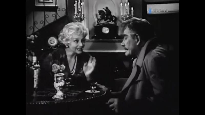 Мегрэ и старая дама фильм спектакль 1974 год