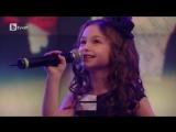 божественный голос! маленькая девочка словно взрослая!