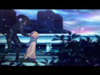 За гранью (фильм) / Gekijouban Kyoukai no Kanata: I'll Be Here - Mirai Hen (Русская озвучка)