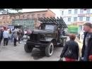 ЗИС-151 - БМ-13НН и ГАЗ-М20В