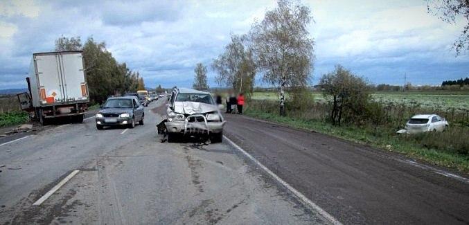авария в нытве 2 сентября фото