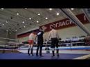 Плотников Виктор Бой 1 2 раунд до 65 8 кг